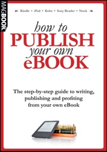 """How to publish your own ebook"" by MagBook - cover"