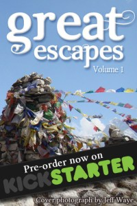 Grest Escapes | Volume 1 - Pre-order on Kickstarter now!
