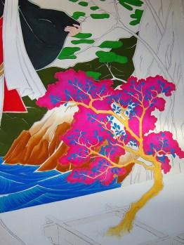 process picture of Madonna Fukushima - Bonsai Visible light