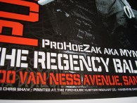 Public Enemy poster Chris Shaw detail 3