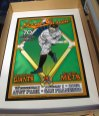 Moonalice San Francisco Giants Jerry Garcia 70th Birthday Celebration silkscreen poster in box