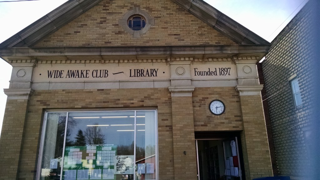 Wide Awake Club Library