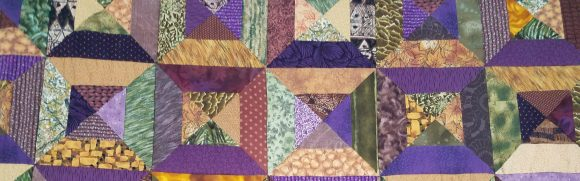 Quilt Jan made for me