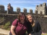 Moorish castle and cousins.