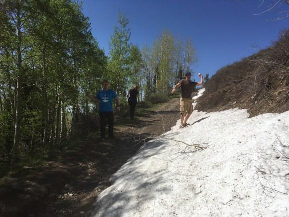 Snowballs in June? Gotta love it :)