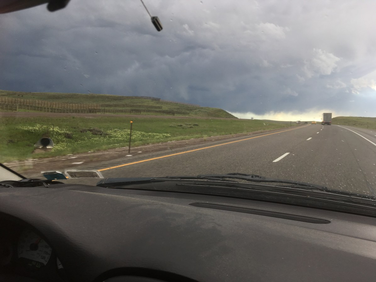 Storm Missed