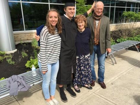 Mollie Grandma Hudi and Chris