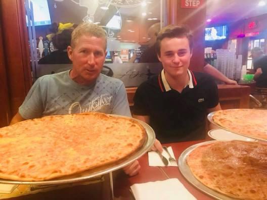 Hudi and Pizza