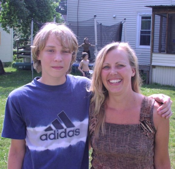 CJ and Chrissie