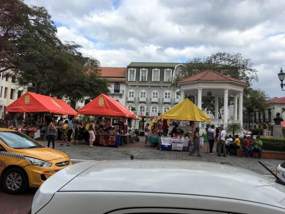 Market in Panama City