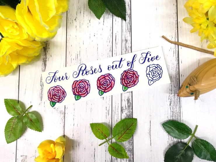 Chrissie Murphy Designs Rose Ranking