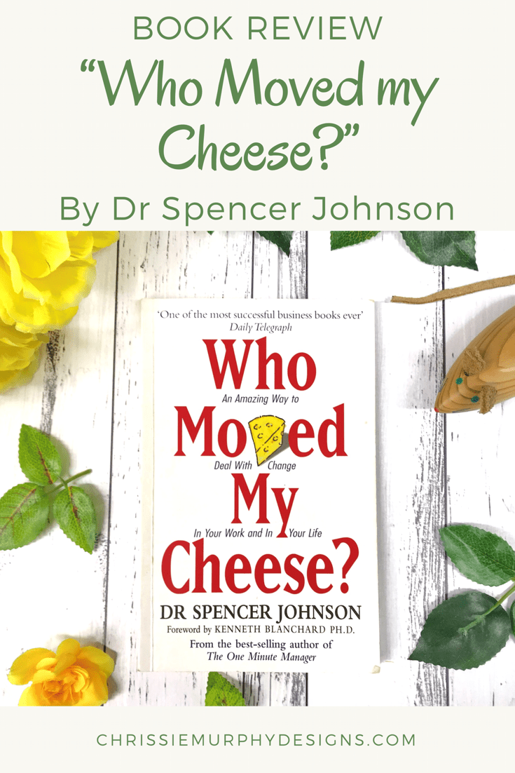 "Book Review of ""Who Moved my Cheese?"" by Dr Spencer Johnson"
