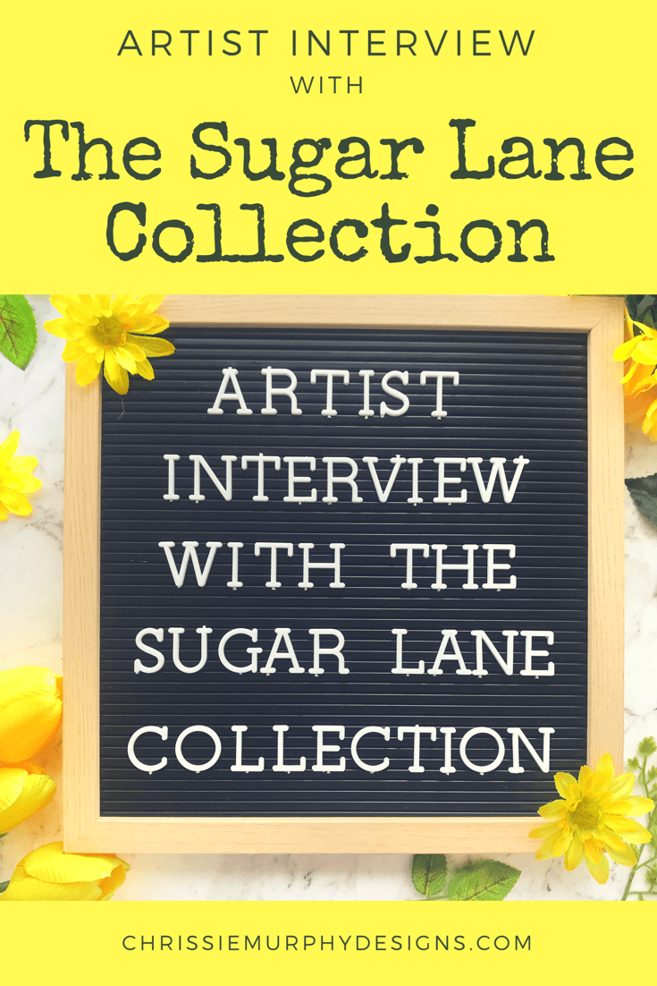 Artist Interview with The Sugar Lane Collection