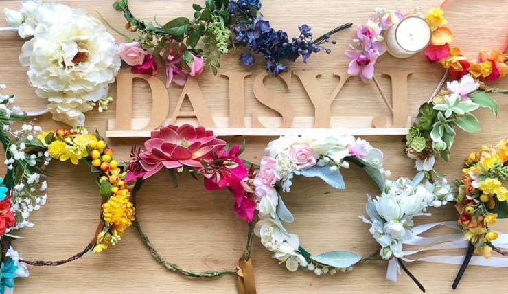 Flower crowns by Daisy-J Flower Crowns