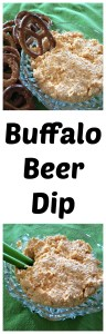 Buffalo Wing Flavored Beer Dip