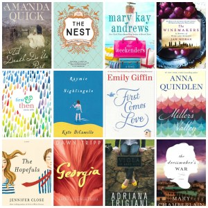 April reading round up
