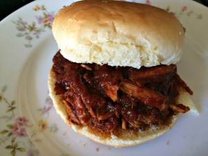 Slow Cooker Pork Barbcue