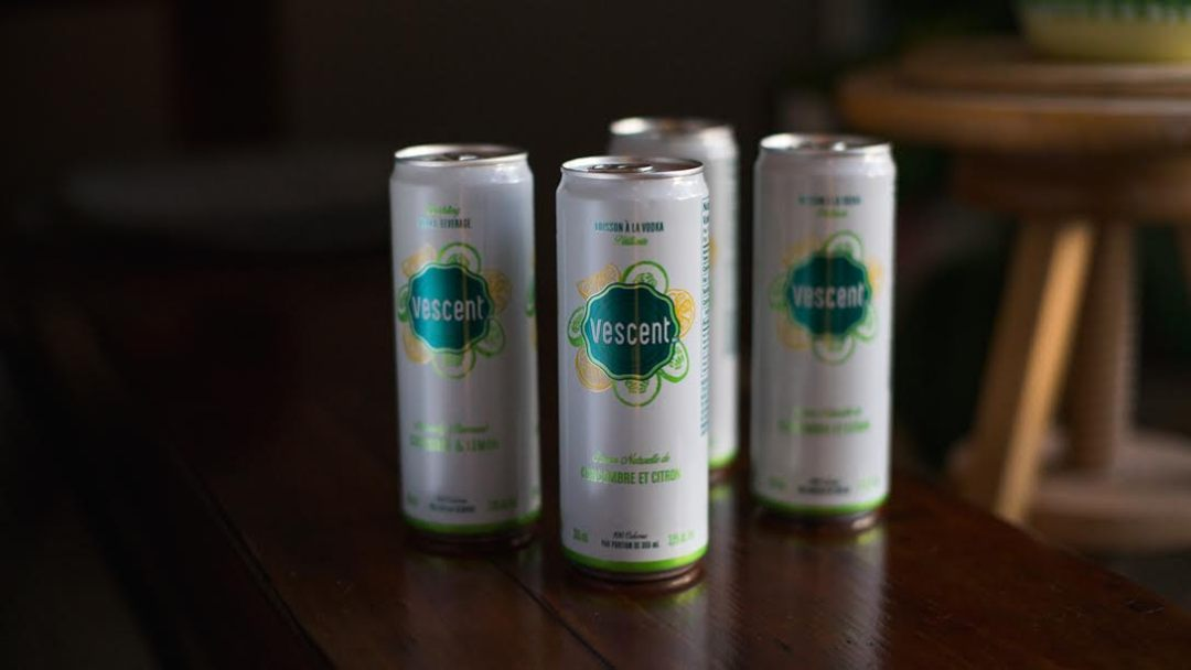 yeg vescent vodka seltzer review
