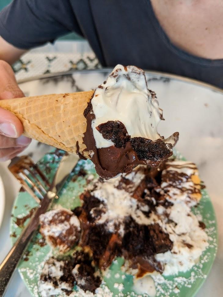 Cocoa yeg edmonton blog review chocolate dessert