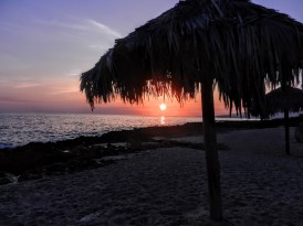 Sunset in Trinidad
