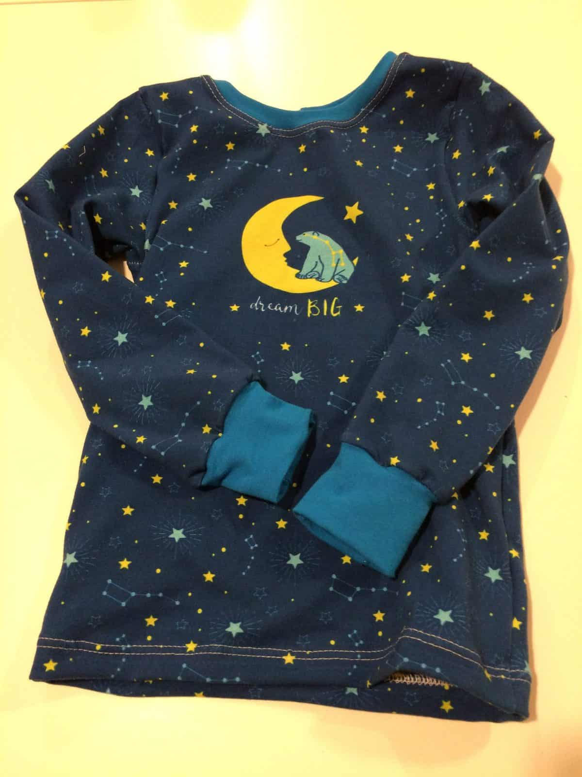 Pajamas Pattern Review: Alex and Anna Winter PJs