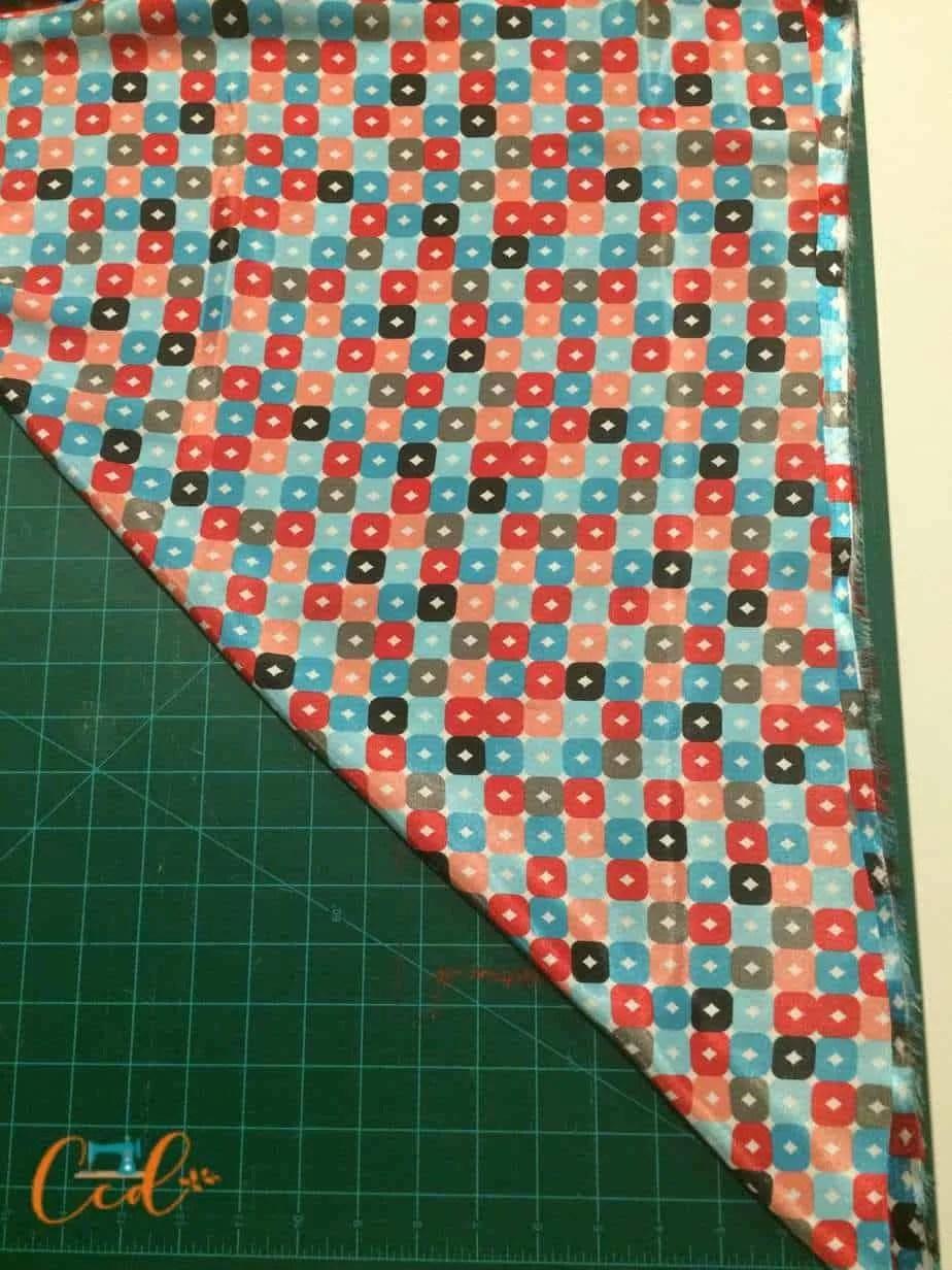 How To Make Bias Tape Tutorial Christacodesign