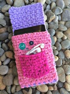 crochet table cover