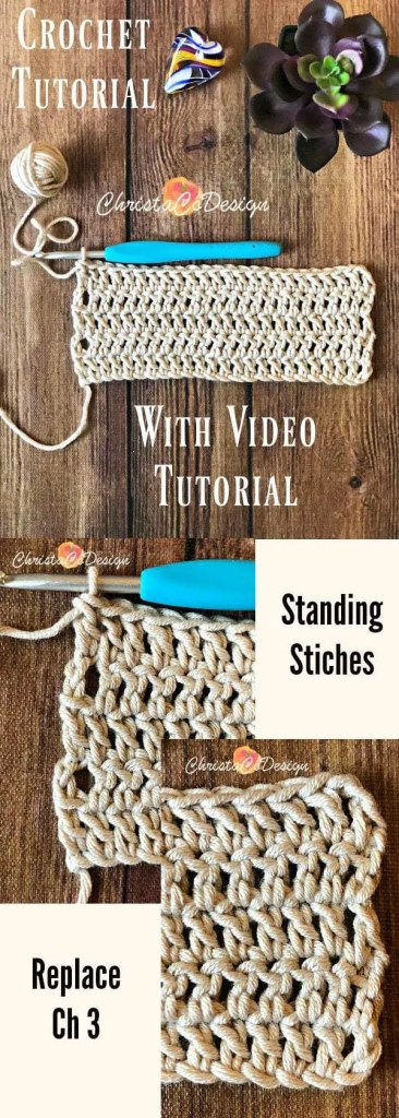 standing stitches