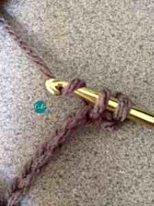 mini puff stitch