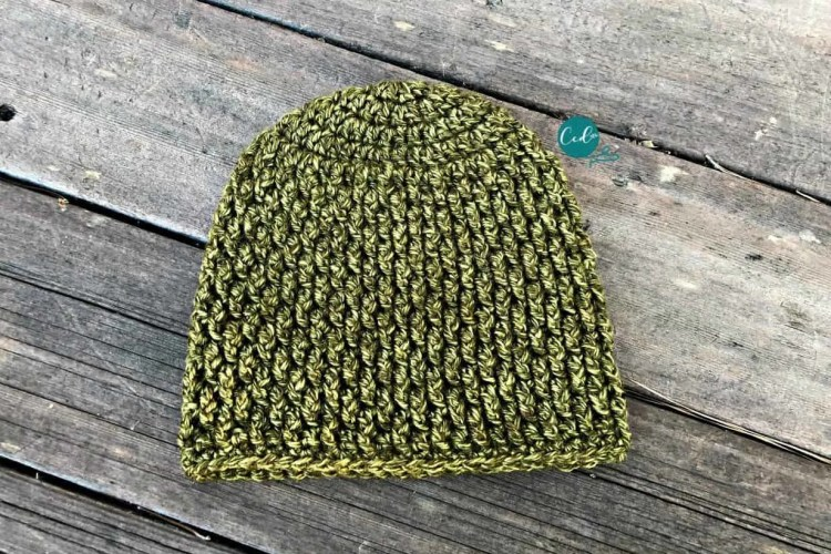 Front Post Double Crochet Hat Archives Christacodesign