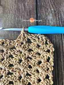 iris stitch crochet tutorial