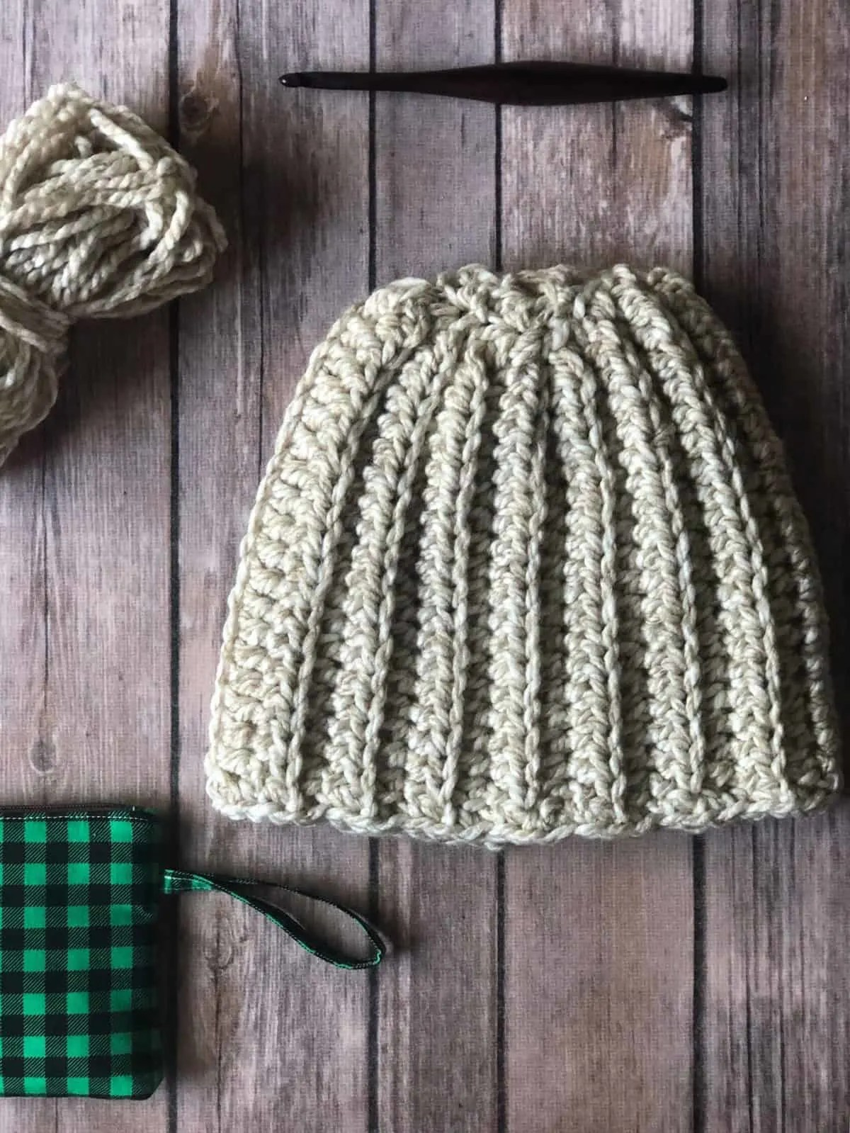 Backcountry Beanie by Crystal @ Christa Co Design