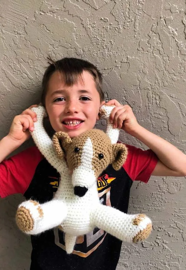 Jeremy the Jack Russell Crochet Pattern Review