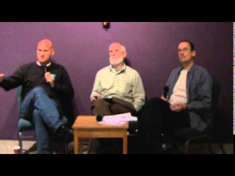 """What is """"naturalism"""" and does it have a weakness? (Christian/atheist debate excerpt)"""