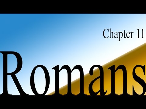 Romans 11 Audio Bible