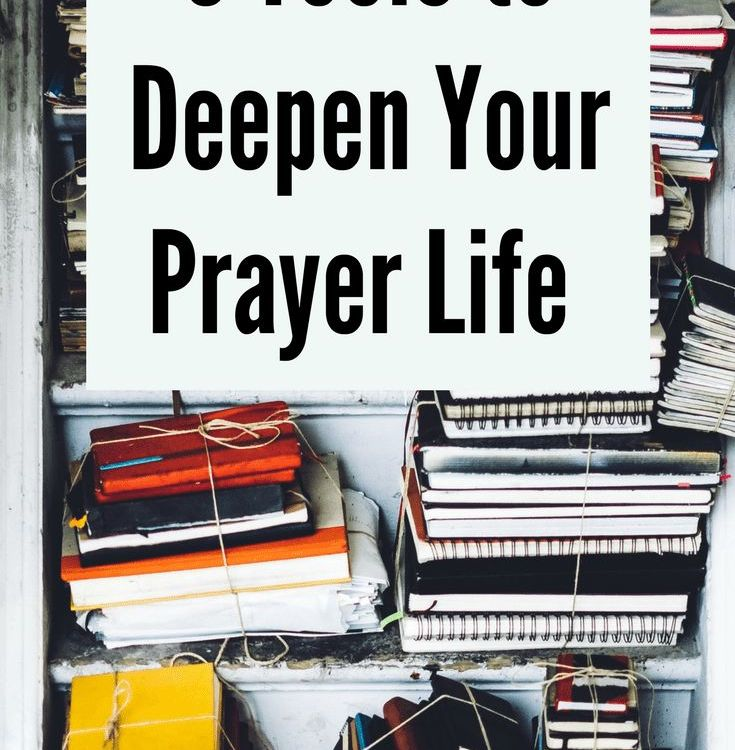 Disciplines of the Faith: 5 Tools to Deepen Your Prayer Life  - The Thin Place...