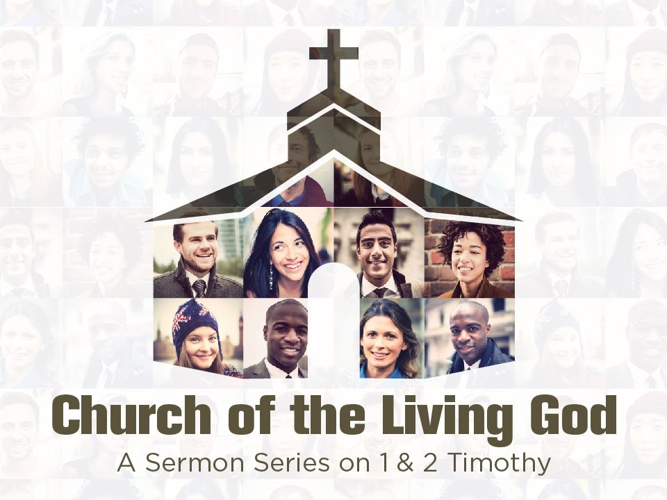 Biblical Manhood and Womanhood in the Life of the Church - Part 1 (1 Timothy 2:8-15)