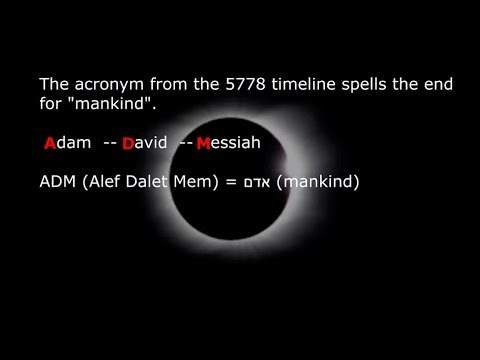 2017 Warning Sign in America: Bible Prophecy: The Sun will be turned into darkness