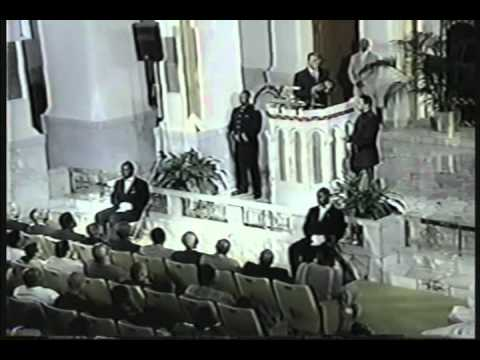 Minister Farrakhan - The Bible, The Quran, and the book of Genesis