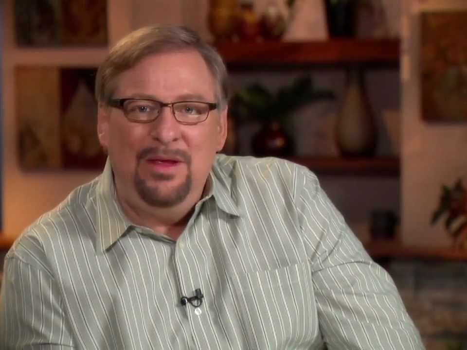 Everything is Possible with God Group Bible Study by Rick Warren