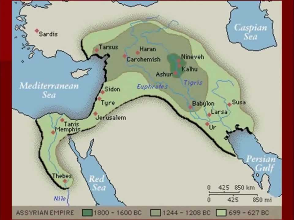 Geography and the Bible
