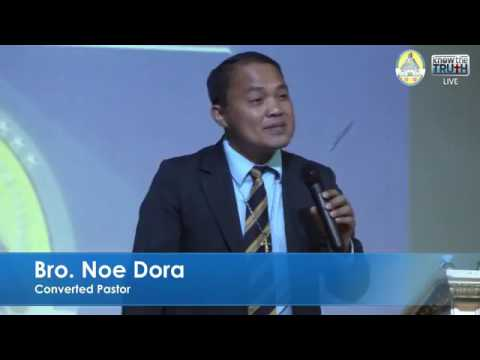 Bro. Noe Dora, President of Converted Pastors to the Catholic Church