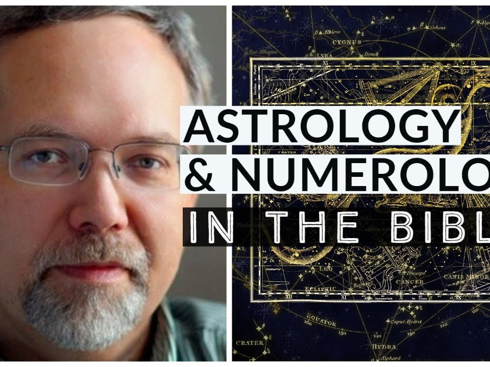 Astrology and Numerology in the Bible? Dr. Michael Heiser