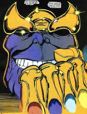 Thanos the Maniac