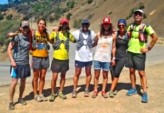 A Nine Trails run in early 2014