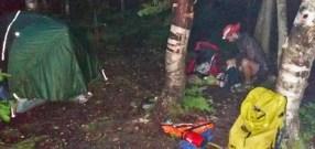 Scott Jurek - Campsite John Rodrigue