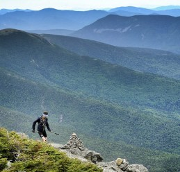 Scott Jurek - White Mountains