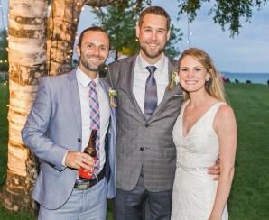 Chris Tarzan Clemens - McGuire Wedding