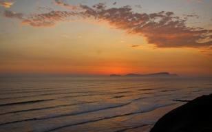 Chris Tarzan Clemens - Sunset Lima Peru