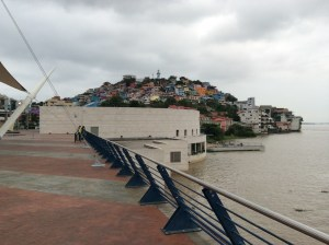 Malecon, Guayaquil